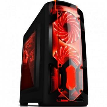 Мощен компютър Intel с Radeon RX 480 Gaming 8Gb DDR5 HDMI 256 Bit