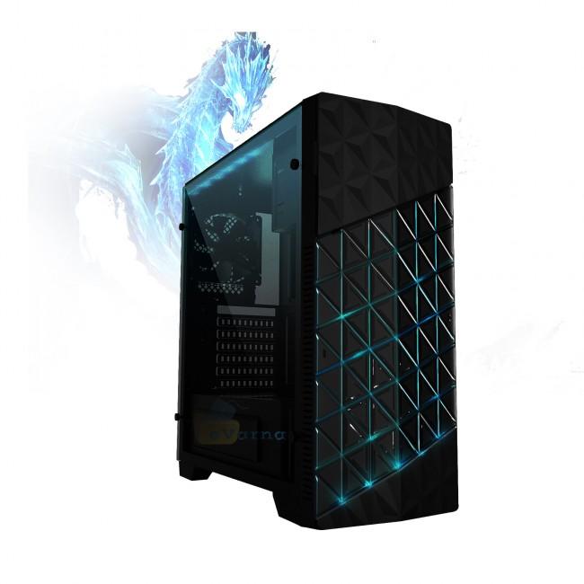 Геймърски компютър с 6 Ядрен Интел i5-8400, 8GB, GTХ1060