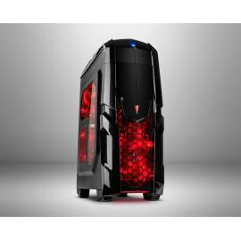 Геймърски компютър с 6 Ядрен Интел i5-8400, 480 SSD, 8GB, GTХ1070 ТОП Цена!