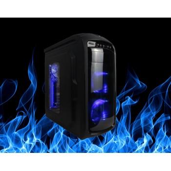 Intel Skylake i5 6400, 8gb Ram, GTX 1050  2gb геймърска кутия!