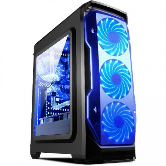 8 Ядрен FX-8300, 16GB Dual, 3TB, GTX 1070 8GB Gamer