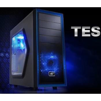 Компютър с процесор Intel , 8 DDR 4, GTX 1050 4gb