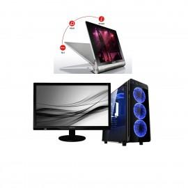 Геймърски компютър+ HDMI Монитор + Таблет - Компютри за Игри от Evarna