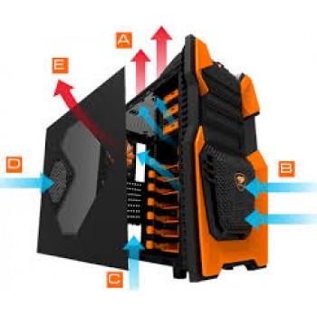 Мега Як Компютър i5-6600K, 16 Ram, SSD, GTX 1080 8Gb!