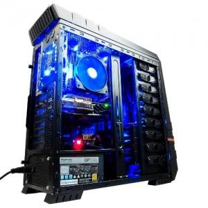 Геймърски компютър с I7-8700К с 12 логически ядра, GTX 1060 6GB ТОП Цена! - Компютри за Игри от Evarna