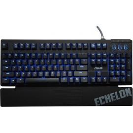 Asus Echelon Camouflage Геймърска механична клавиатура с Cherry MX Black суичове