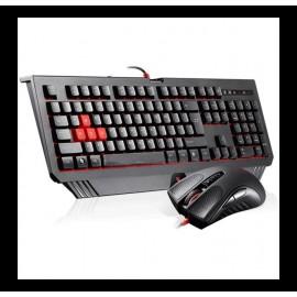 Blazing Bloody B1500 Комплект геймърска клавиатура и мишка