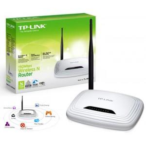 Безжичен рутер N TP-LINK TL-WR740N