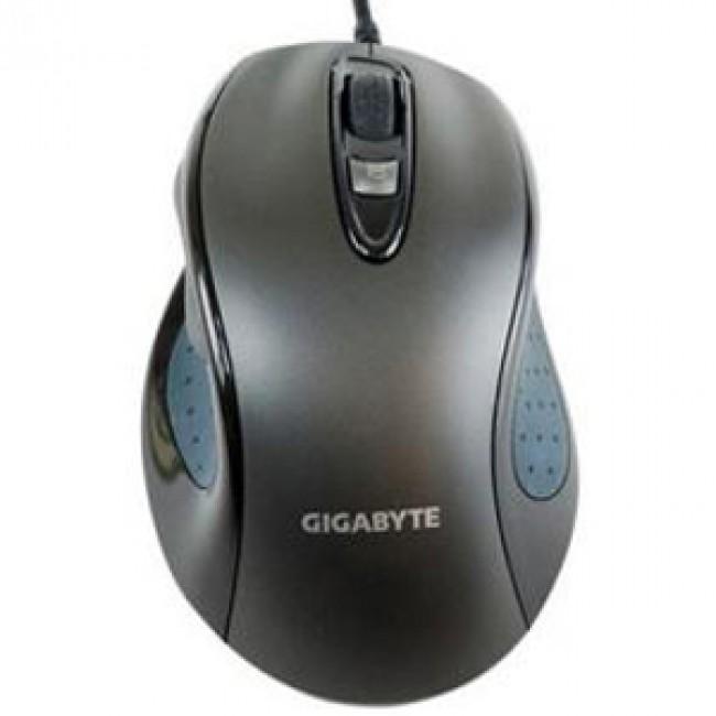 ГЕЙМЪРСКА МИШКА GIGABYTE, GM-M6800, ОПТИЧНА, КАБЕЛ, USB