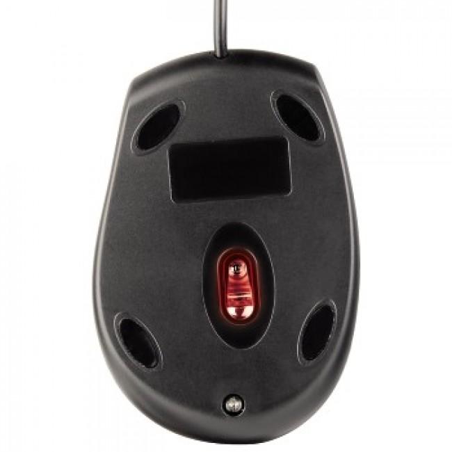 ОПТИЧНА МИШКА HAMA M360 ,USB, ЧЕРЕН