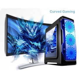 4 Ядрен, 8GB, 1TB, 27' LENOVO Y27G CURVED GAMING