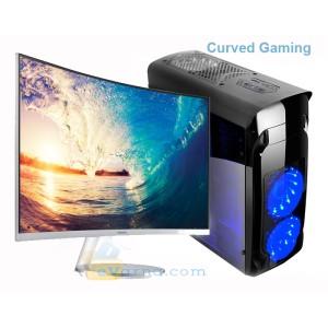 Геймърски Компютър с Геймърски Монитор 12 Логически ядра, RX 560 4GB!!! - Компютри за Игри от Evarna