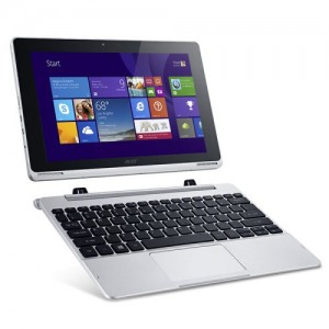 "Таблет Acer Aspire Switch 10 SW5-012-14C6, Z3735F, 10.1"", 2GB, 500GB, Win 8.1, NT.L4SEX.019"
