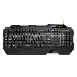 Sharkoon Shark Zone K30 Геймърска клавиатура с подсветка